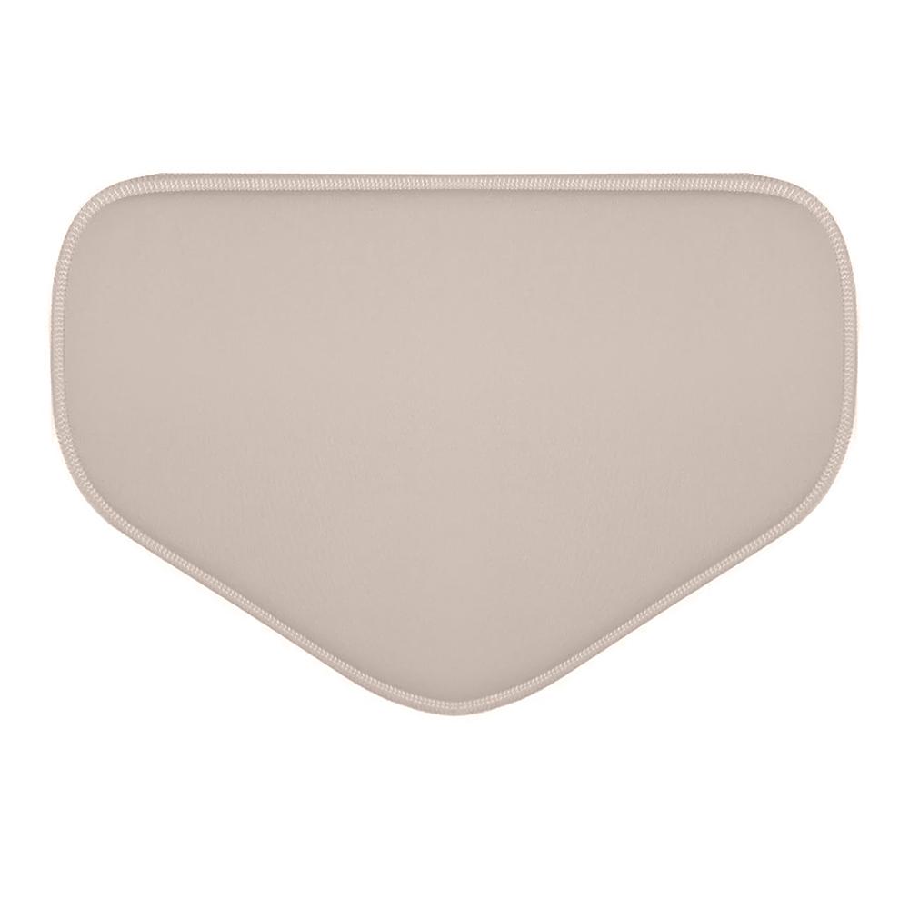 Placa/ tala de compressão Reabilit 8003 semi rígida para uso pós cirúrgico na região sacral cóccix lombar costas  - Cinta se Nova