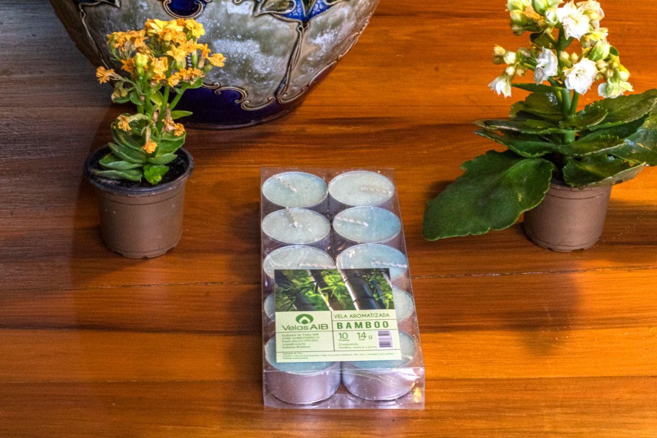 Aroma Bambu c/10 unid.