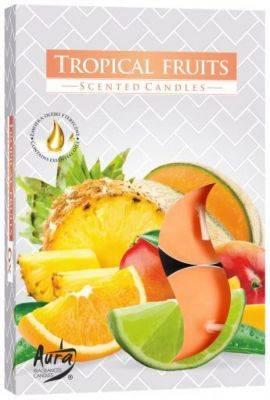 Aroma Frutas Tropicais 6 unid.