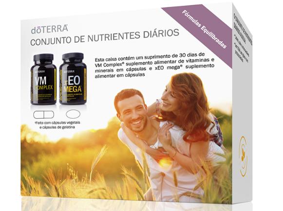 Conjunto de Nutrientes Diários