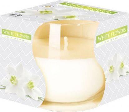 Copo aroma Flor Branca
