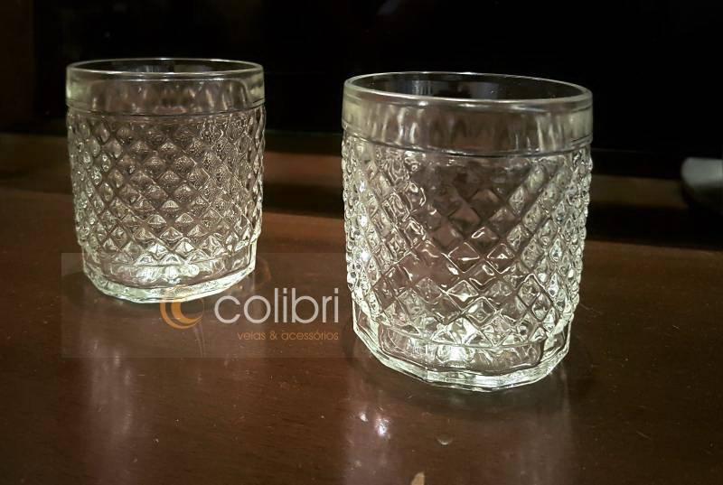 Copo bico jaca whisky (7,5 x 8)