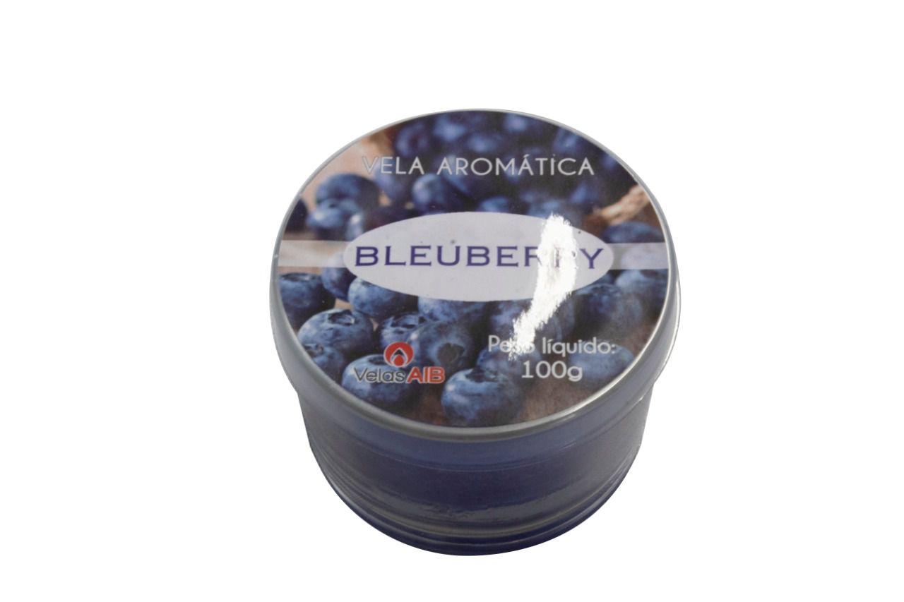 Copo Patê Blueberry