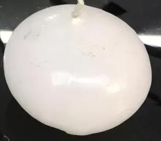 Disco pequeno diâmetro=5cm (Saco c/ 50un.)