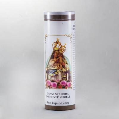 Nossa Senhora  Monte Serrat