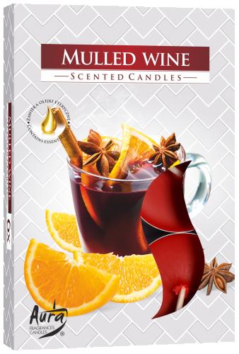 Vinho quente (6 unidades)