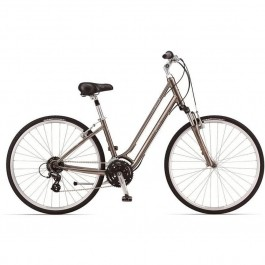 Bicicleta Híbrida Urbana Giant Cypress DX Feminina Aro 700