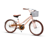 Bicicleta Infantil Nathor Antonella Teen Aro 20