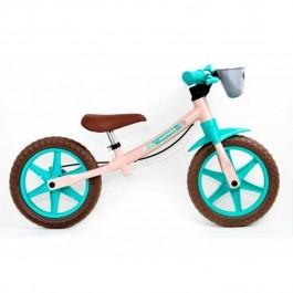 Bicicleta Infantil Nathor Balance Bike Aro 12