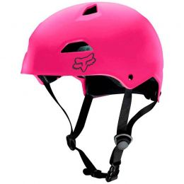 Capacete Urbano Fox Flight Sport Pink