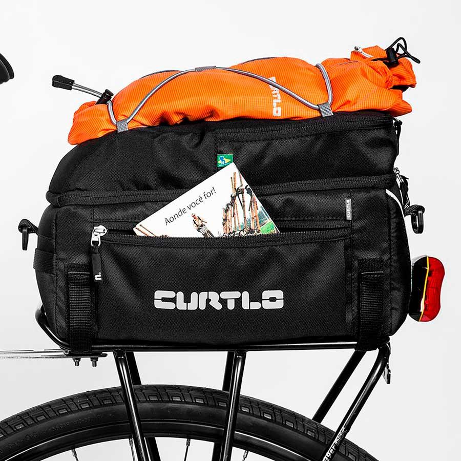 Alforje Curtlo Rack Pack RC