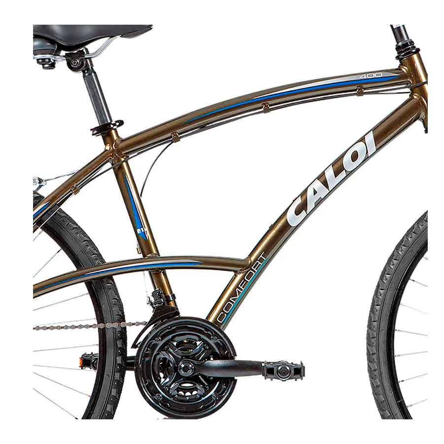 Bicicleta Urbana Caloi 400 Masculina - Aro 26