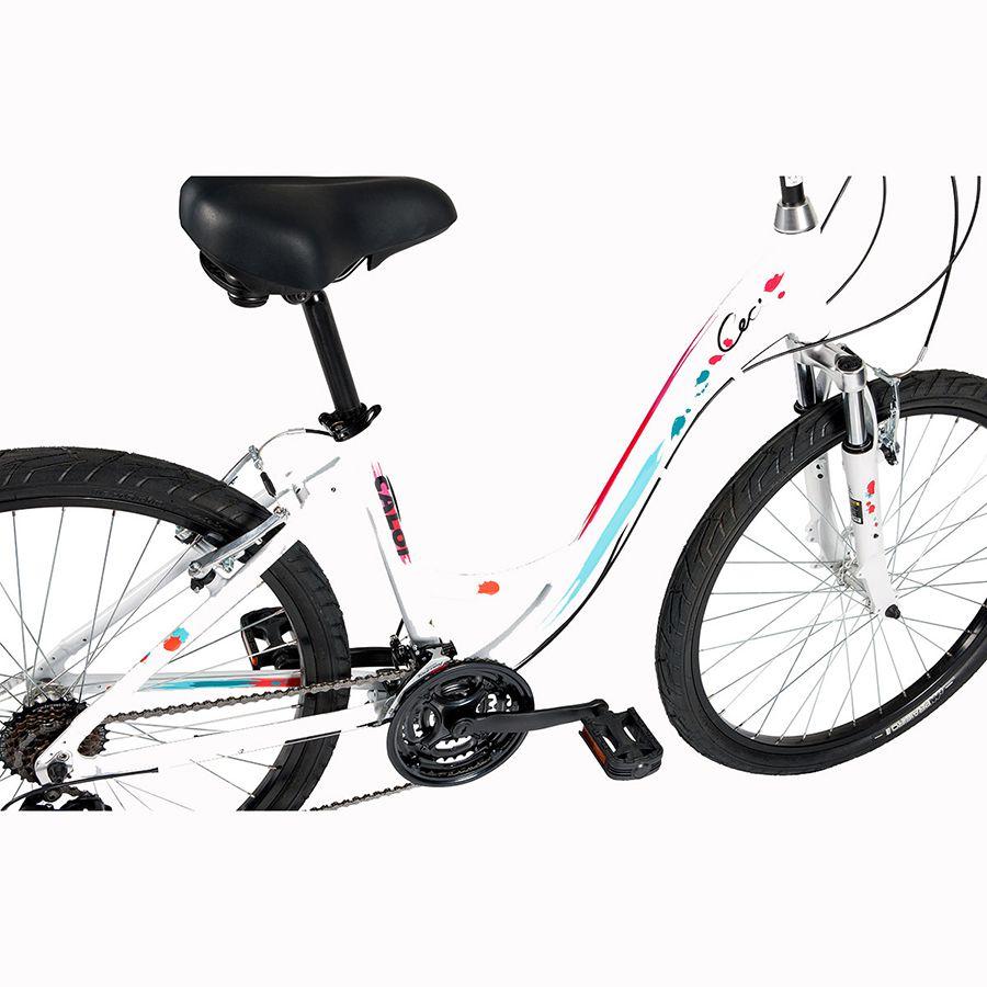 Bicicleta Caloi Ceci Confort Aro 26