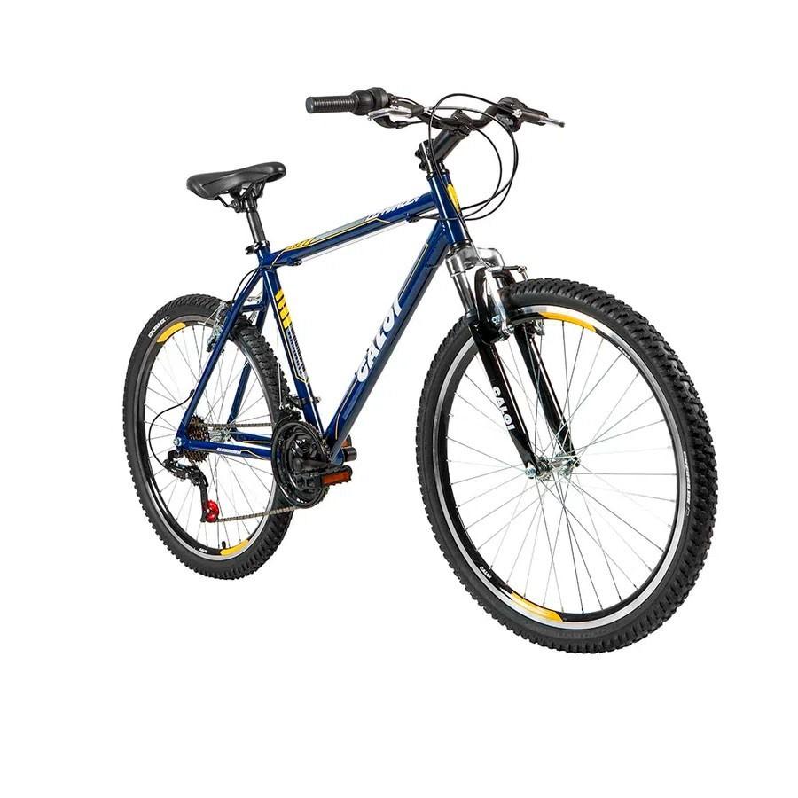 Bicicleta Caloi Commander