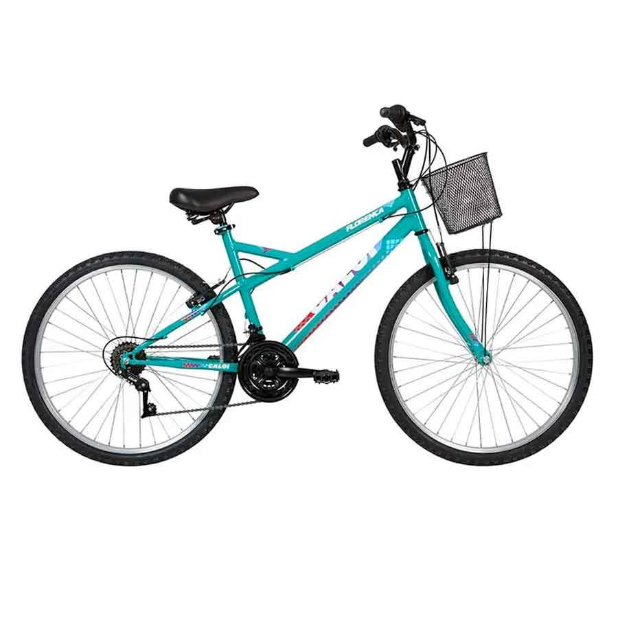 Bicicleta Caloi Florença Feminina Aro 26