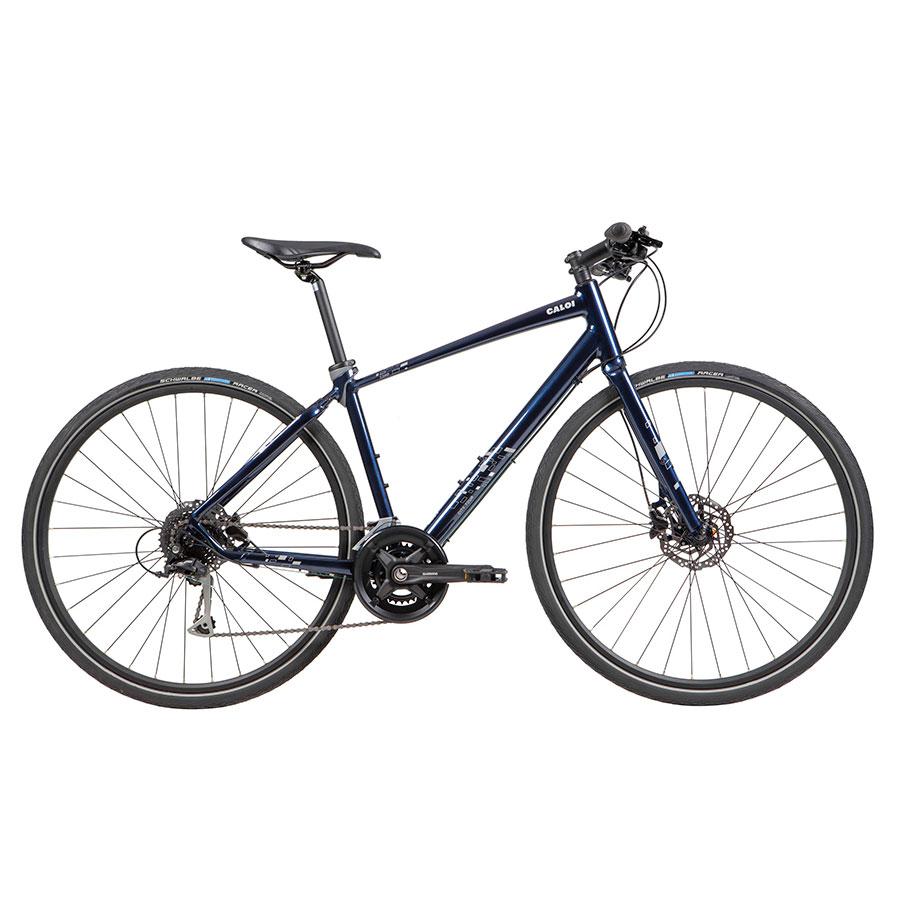 Bicicleta Caloi  Híbrida - Urbana Aro 700  City Tour Comp Ano 2021