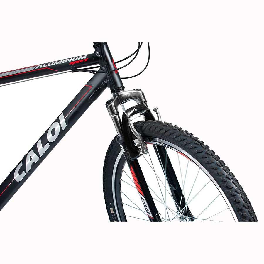 Bicicleta Caloi Mountain Bike Aluminum Sport Aro 26
