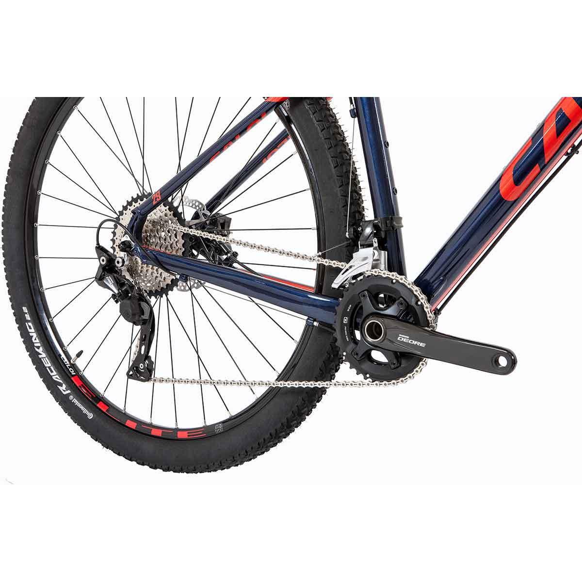 Bicicleta Caloi MTB Mountain Bike Caloi Elite Aro 29