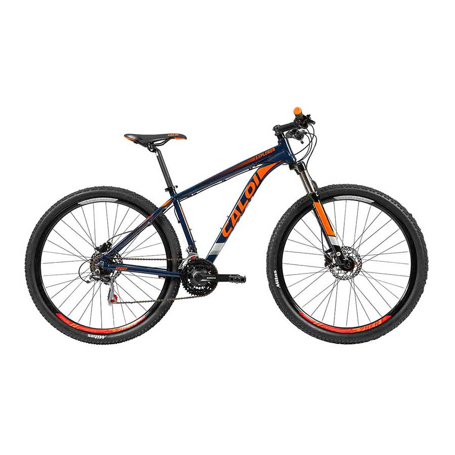 Bicicleta Caloi MTB Mountain Bike Caloi Explorer Sport Aro 29