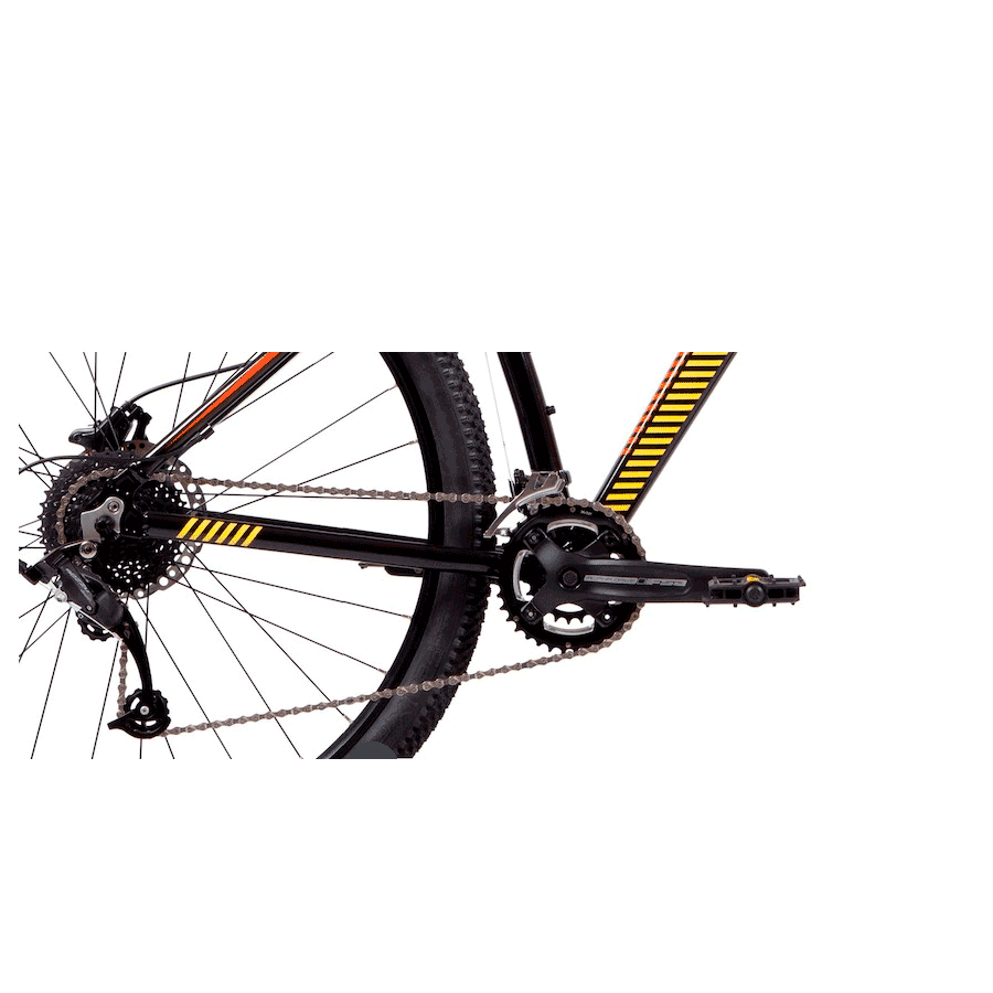 Bicicleta Caloi Mountain Bike Moab Aro 29 - Microshift 18v
