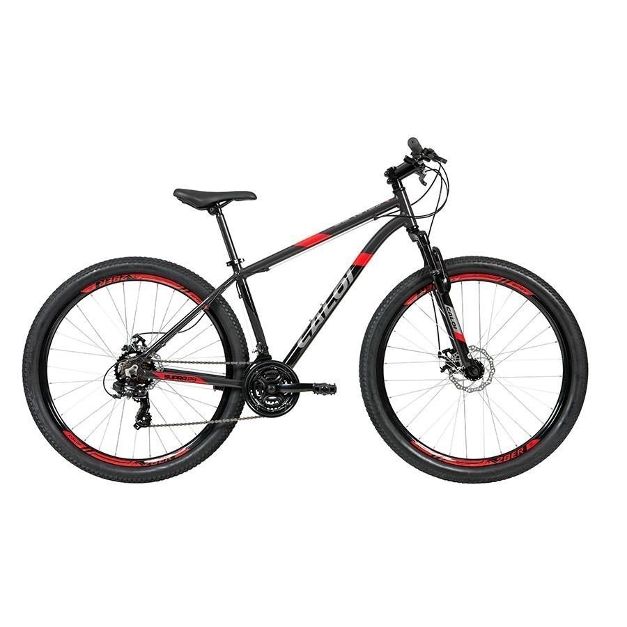 Bicicleta Caloi Supra MTB Mountain Bike Aro 29 - Lançamento 2021