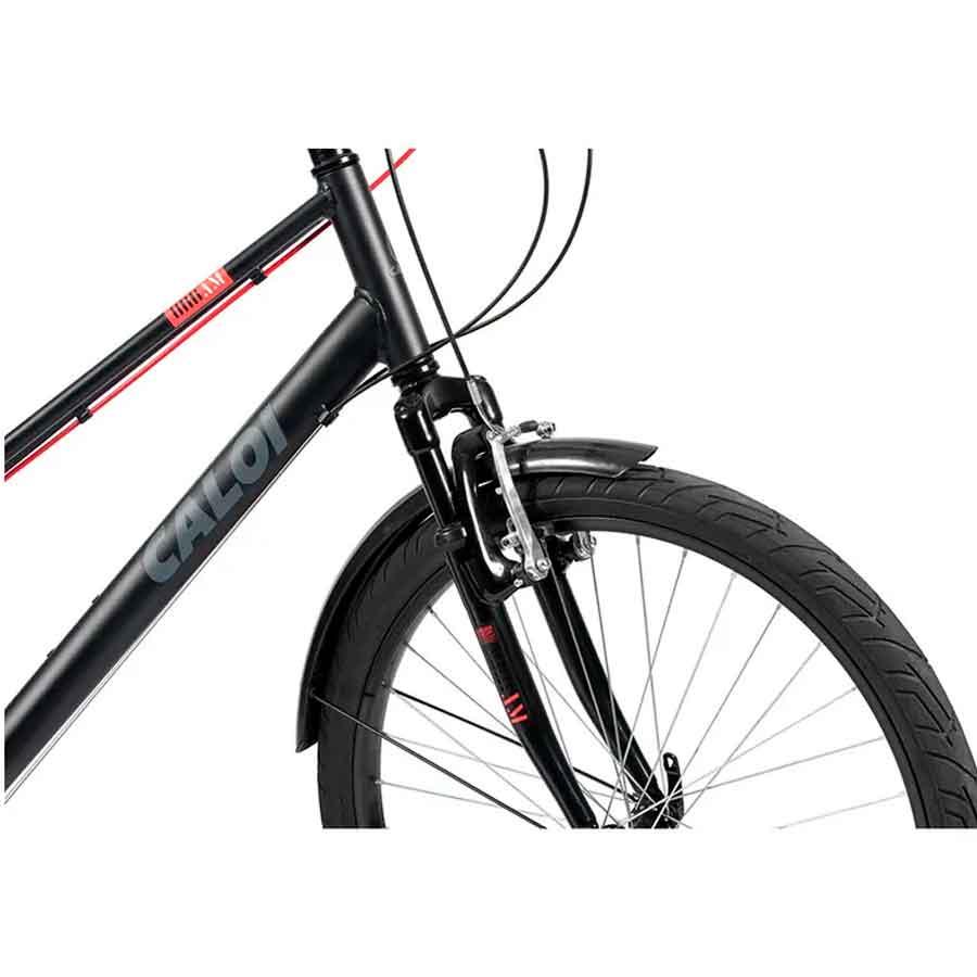 Bicicleta Caloi Urbam Aro 26