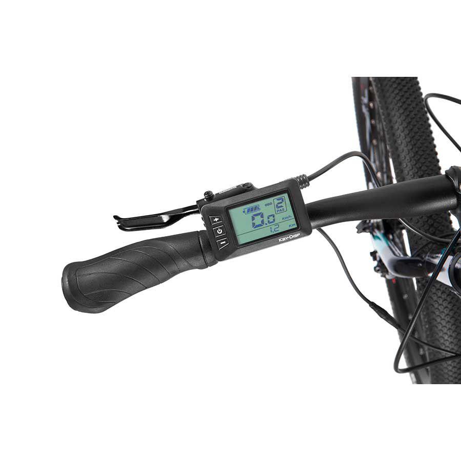Bicicleta Elétrica Urbana Caloi E-Vibe Easy Rider