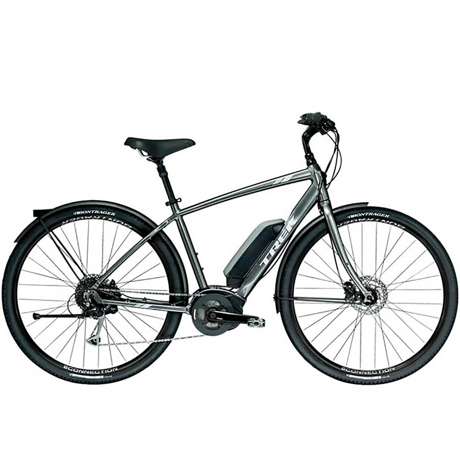 Bicicleta Elétrica Trek Verve +