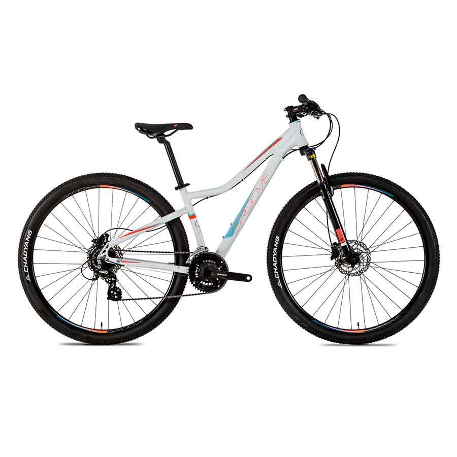 Bicicleta Feminina Mountain Bike Groove Indie 24V - Aro 29