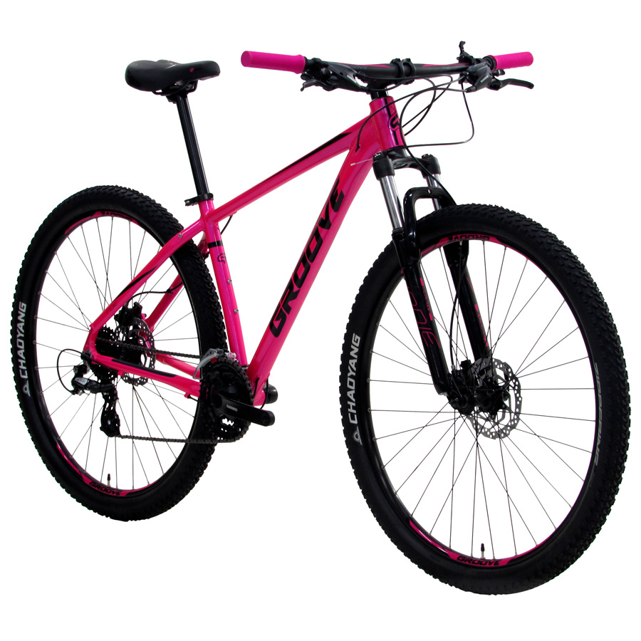 Bicicleta Feminina Mountain Bike Groove Indie 50 -  Aro 29
