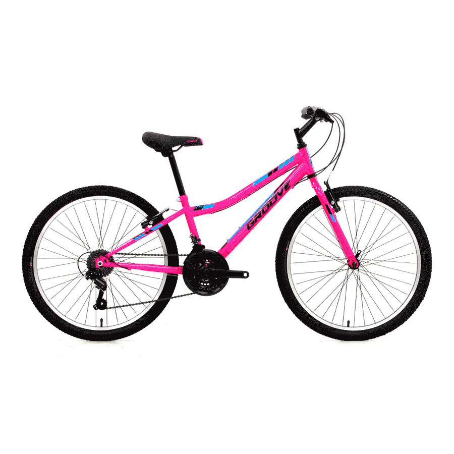 Bicicleta Groove Infantil Indie Aro 24