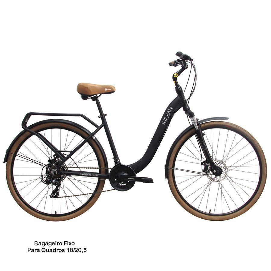Bicicleta Groove Urban ID Comfort - Aro 700