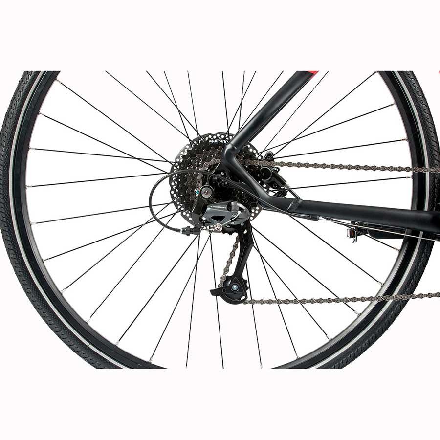 Bicicleta Híbrida - Urbana Aro 700 Caloi City Tour Comp