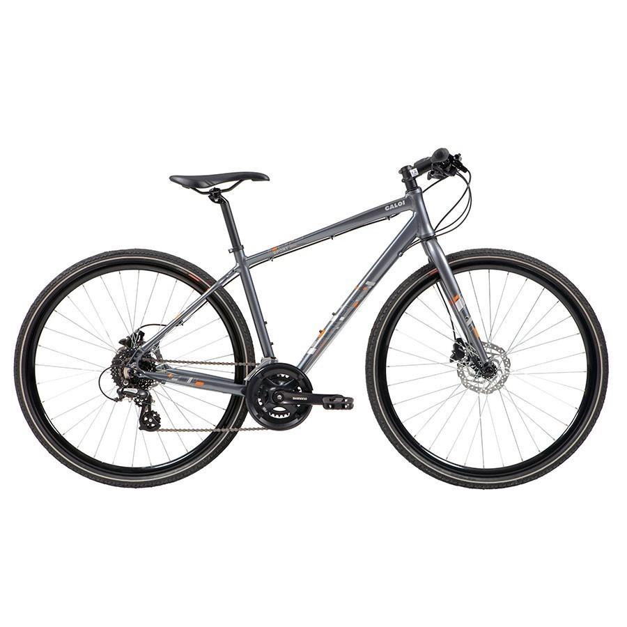 Bicicleta Híbrida - Urbana Aro 700 Caloi City Tour Sport Lançamento 2021