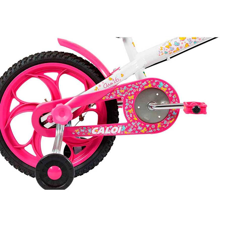 Bicicleta Infantil Caloi Ceci Aro 16