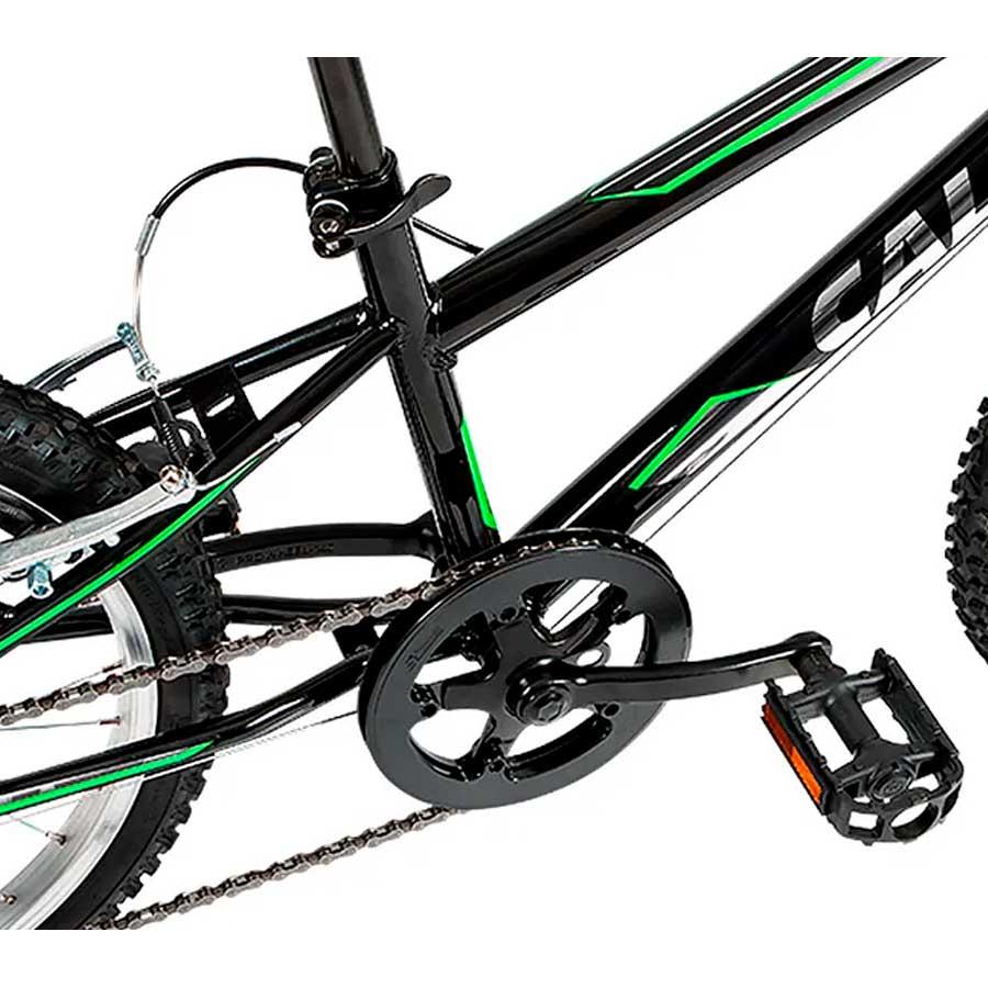 Bicicleta Infantil Caloi Power com Câmbio - Aro 20
