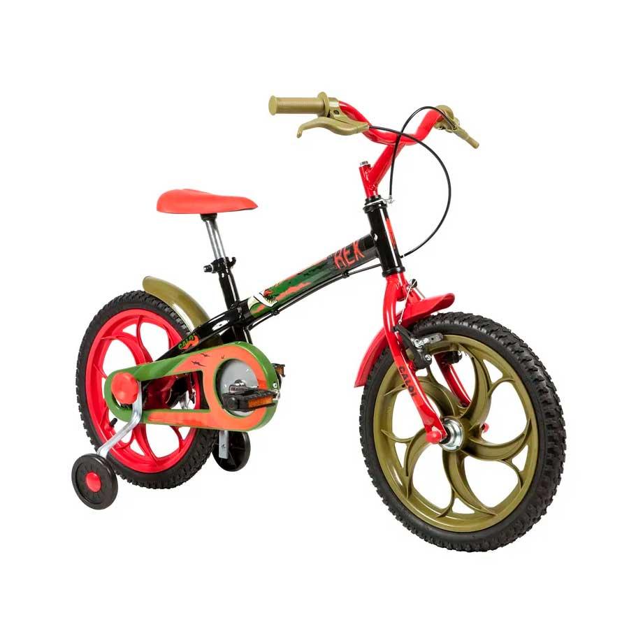 Bicicleta Infantil Caloi Power Rex Aro 16