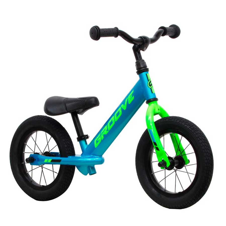 Bicicleta Infantil de Equilíbrio Groove Balance Bike Aro 12 - Azul