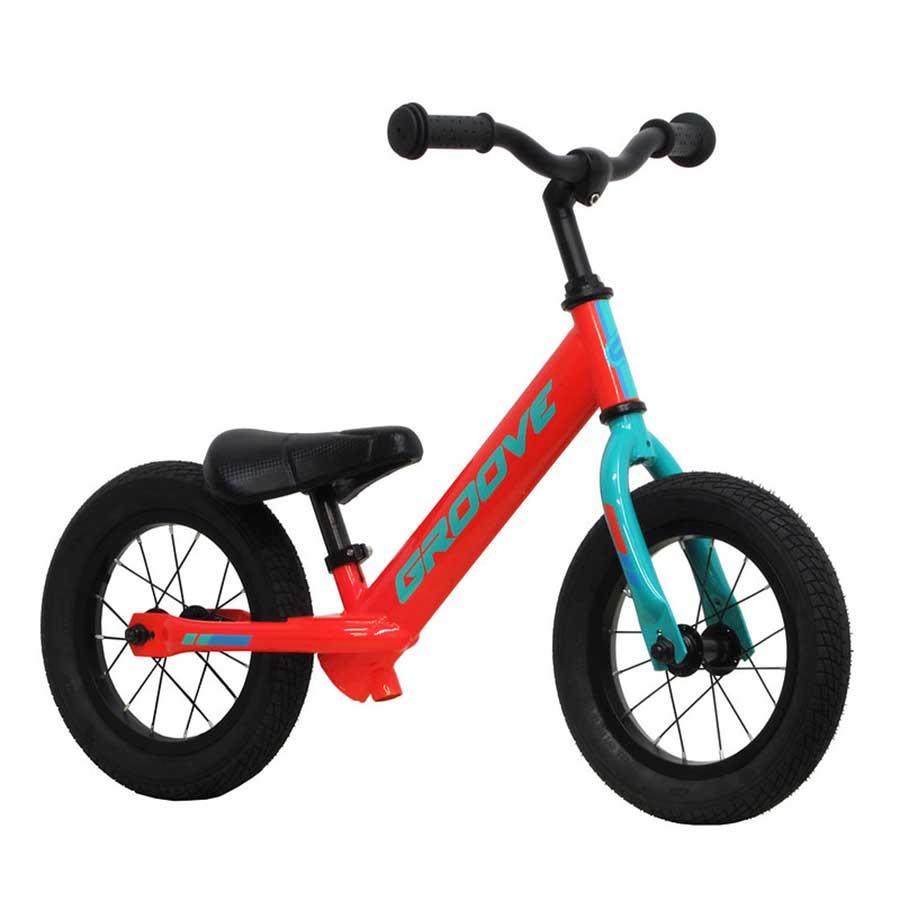 Bicicleta Infantil de Equilíbrio Groove Balance Bike Aro 12