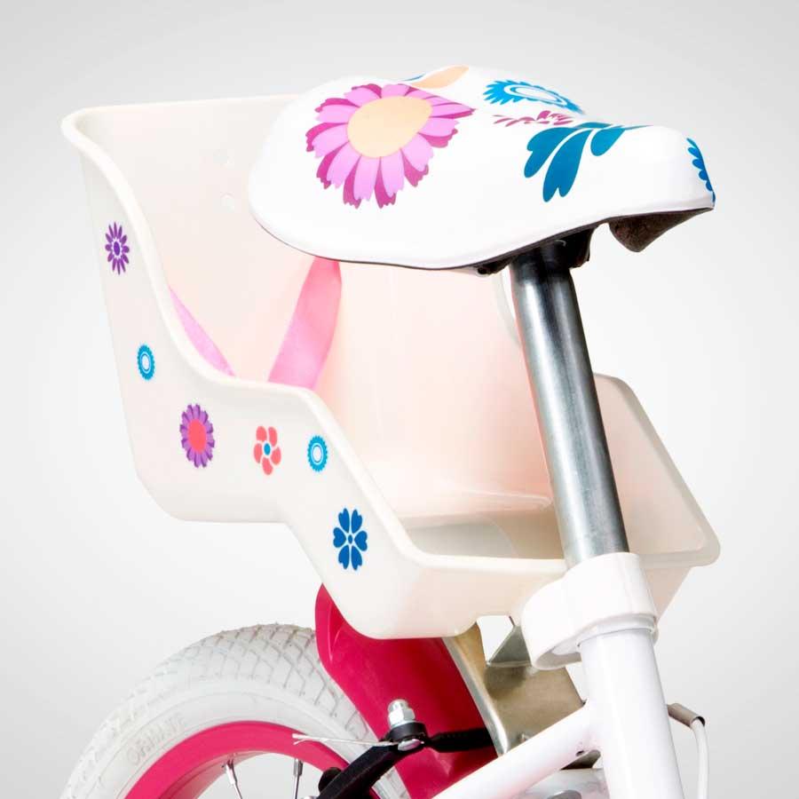 Bicicleta Infantil Groove Aro 16 My BIke Com Cadeirinha de Boneca