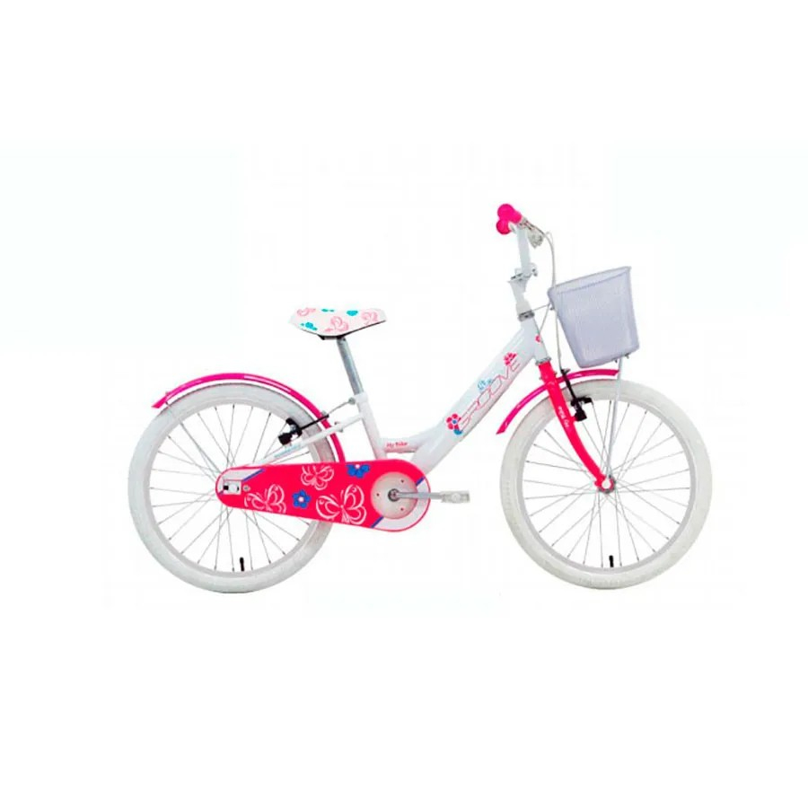 Bicicleta Infantil Groove Aro 20 My BIke - Lançamento 2021