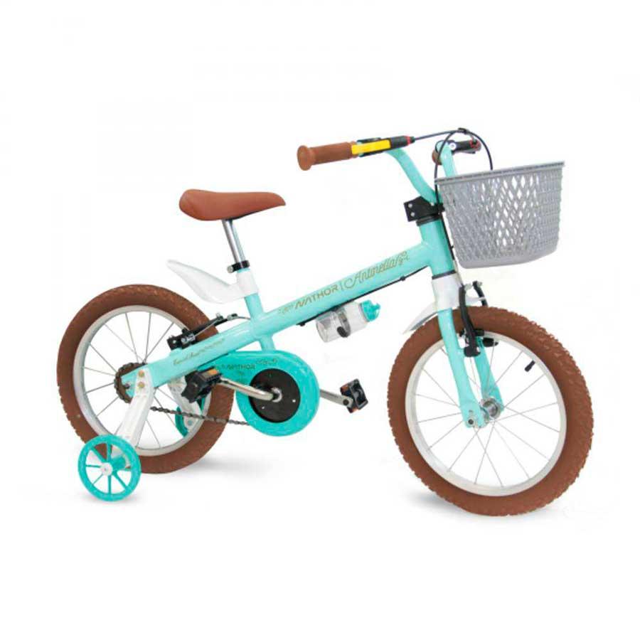 Bicicleta Infantil Nathor Antonella Aro 16
