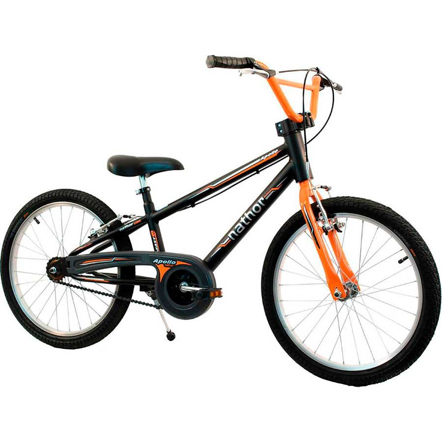 Bicicleta Infantil Nathor Apollo Aro 20