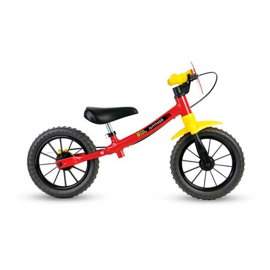 Bicicleta Infantil de Equilíbrio Nathor Balance Bike Aro 12