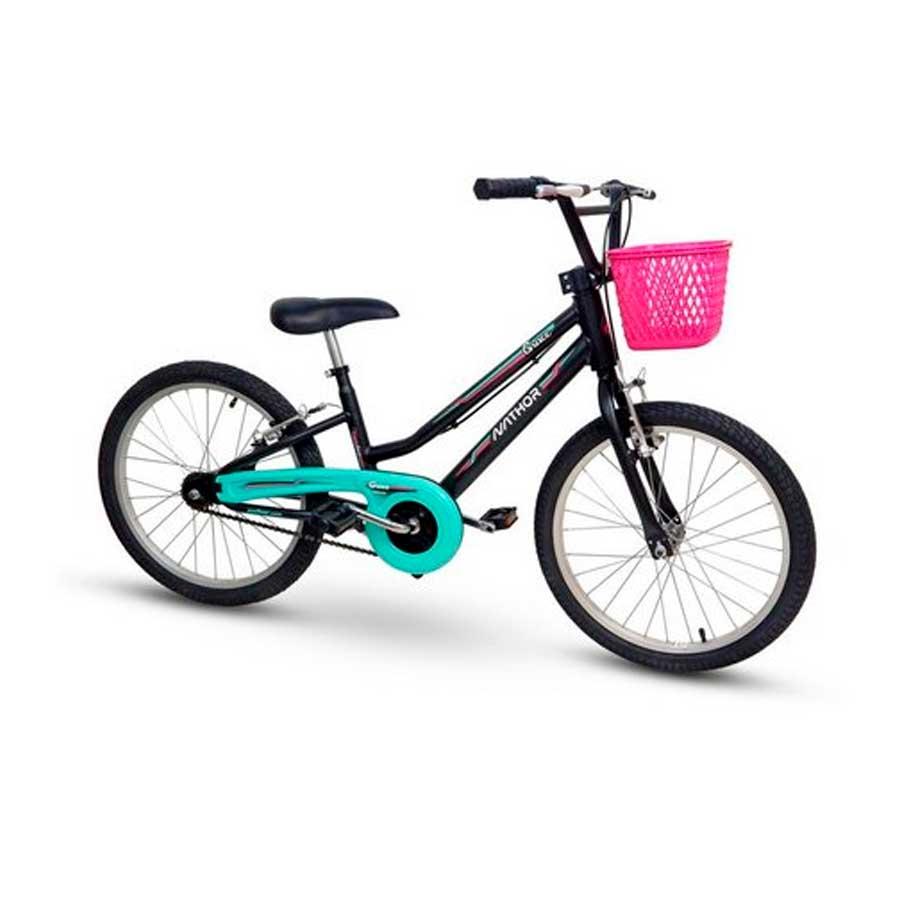 Bicicleta Infantil Nathor Grace Aro 20