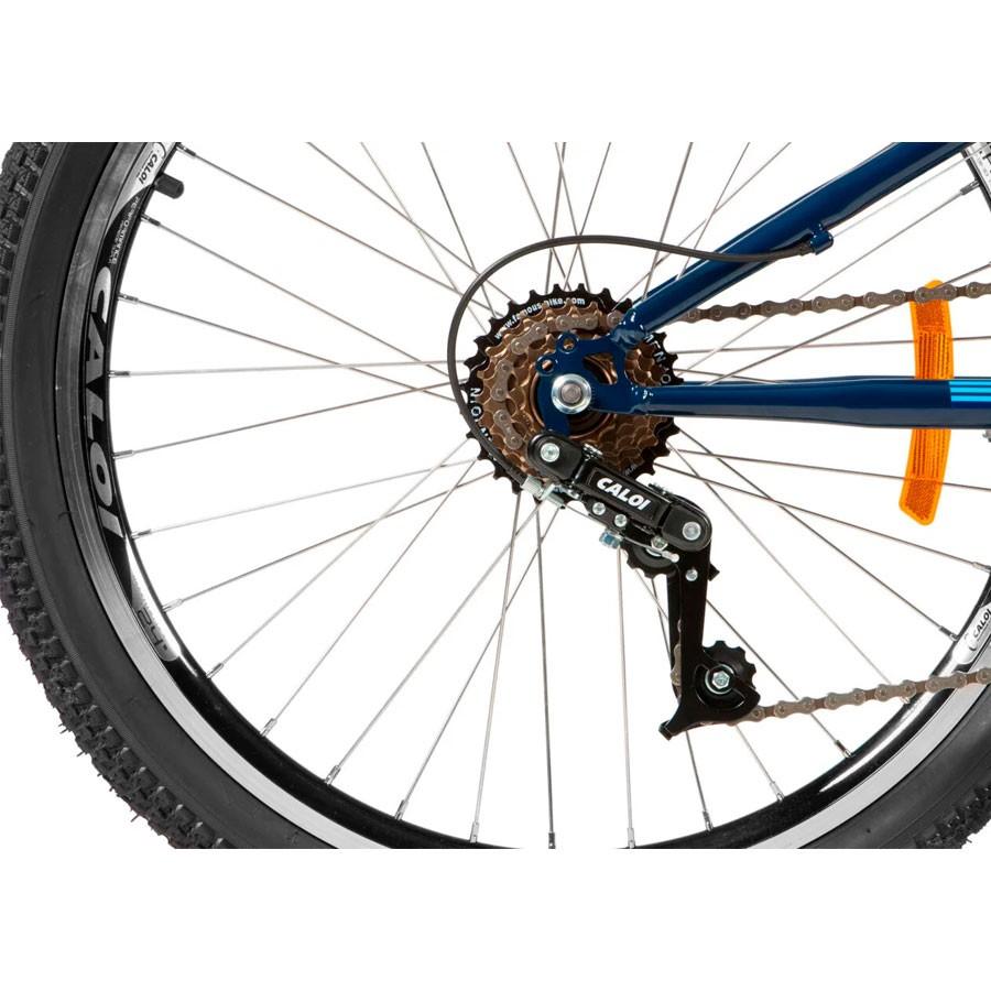 Bicicleta Juvenil Caloi Max Aro 24