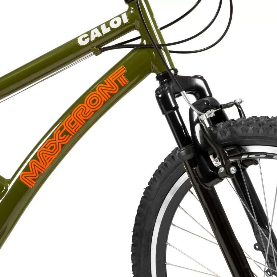 Bicicleta Juvenil Caloi Max Front Aro 24