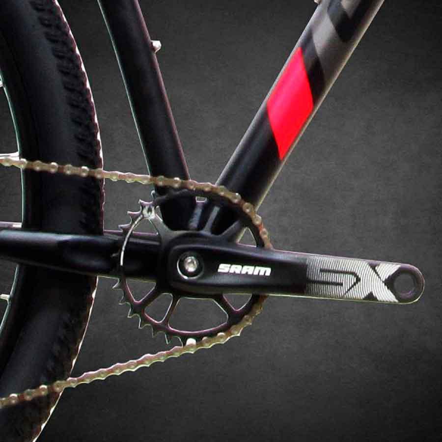 Bicicleta Mountain Bike Groove Hype 50 12 Velocidades Aro 29