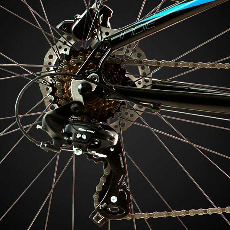 Bicicleta Feminina Mountain Bike Groove Indie - Aro 29