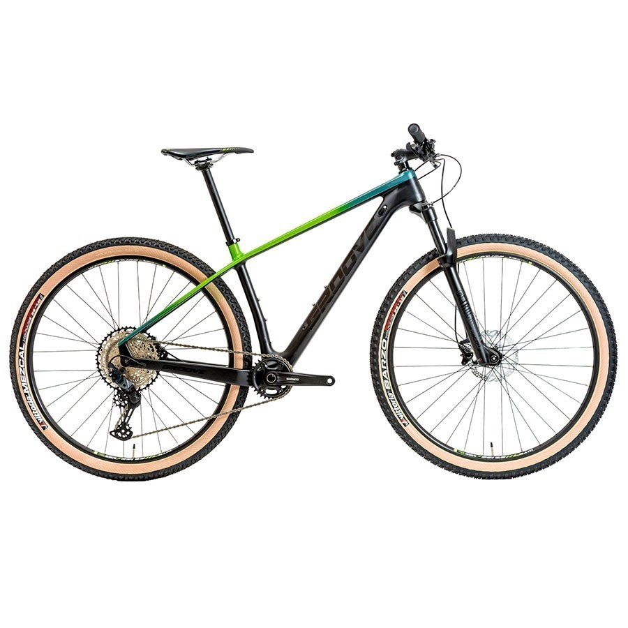 Bicicleta Mountain Bike Groove Rhythm Carbon 5